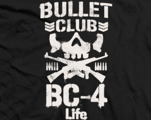 Color Bullet Club logo