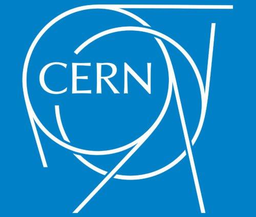 Color CERN logo