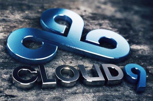 Color Cloud 9 Logo