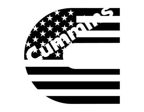 Color Cummins Logo