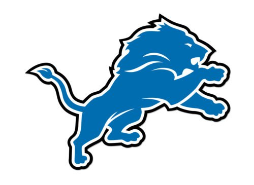 Color Detroit Lions Logo