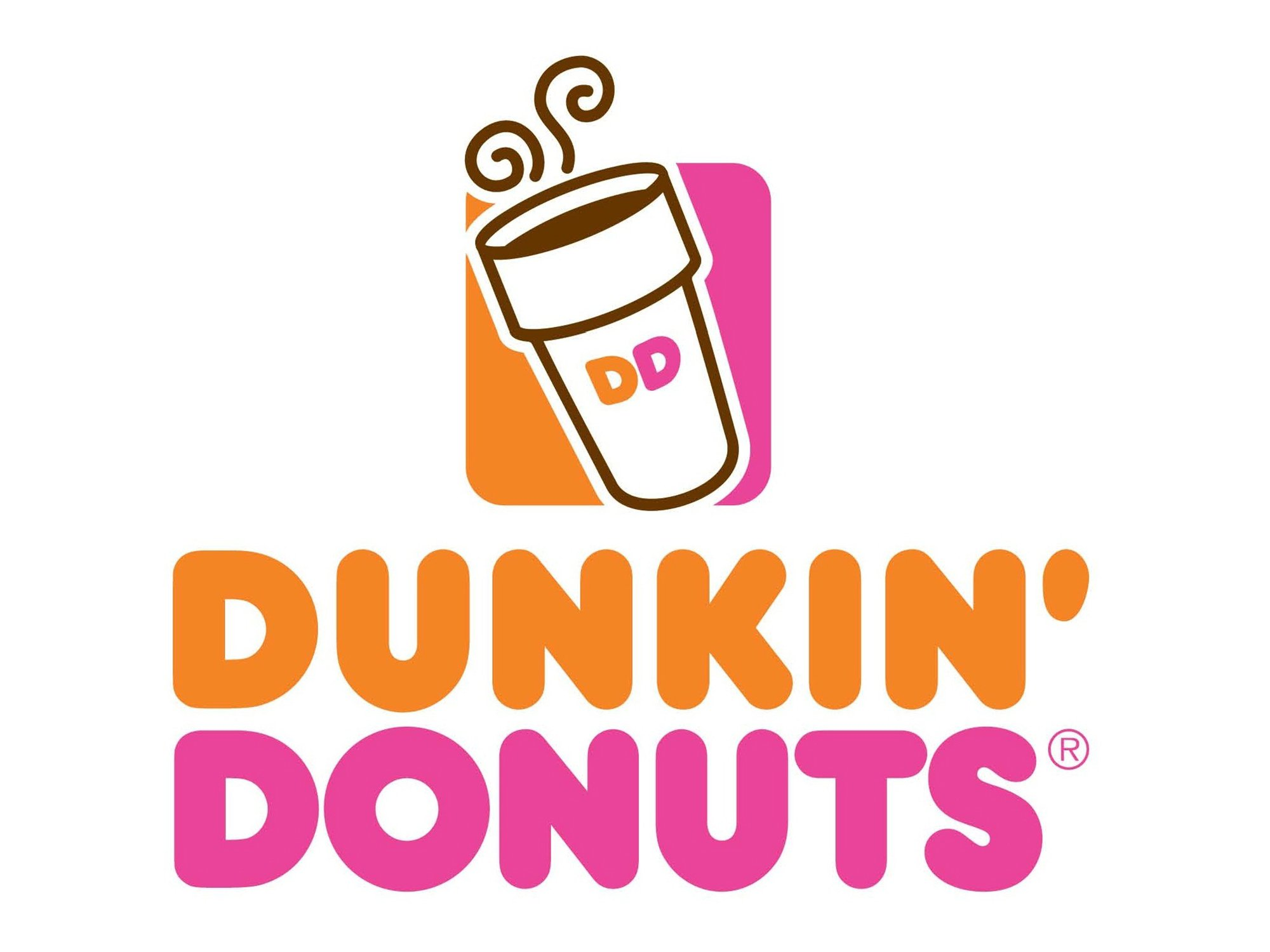 Pink Color Meaning Dunkin Donuts Logo Dunkin Donuts Symbol Meaning History