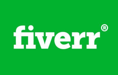 Color Fiverr Logo