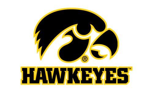 Color Iowa Hawkeyes Logo