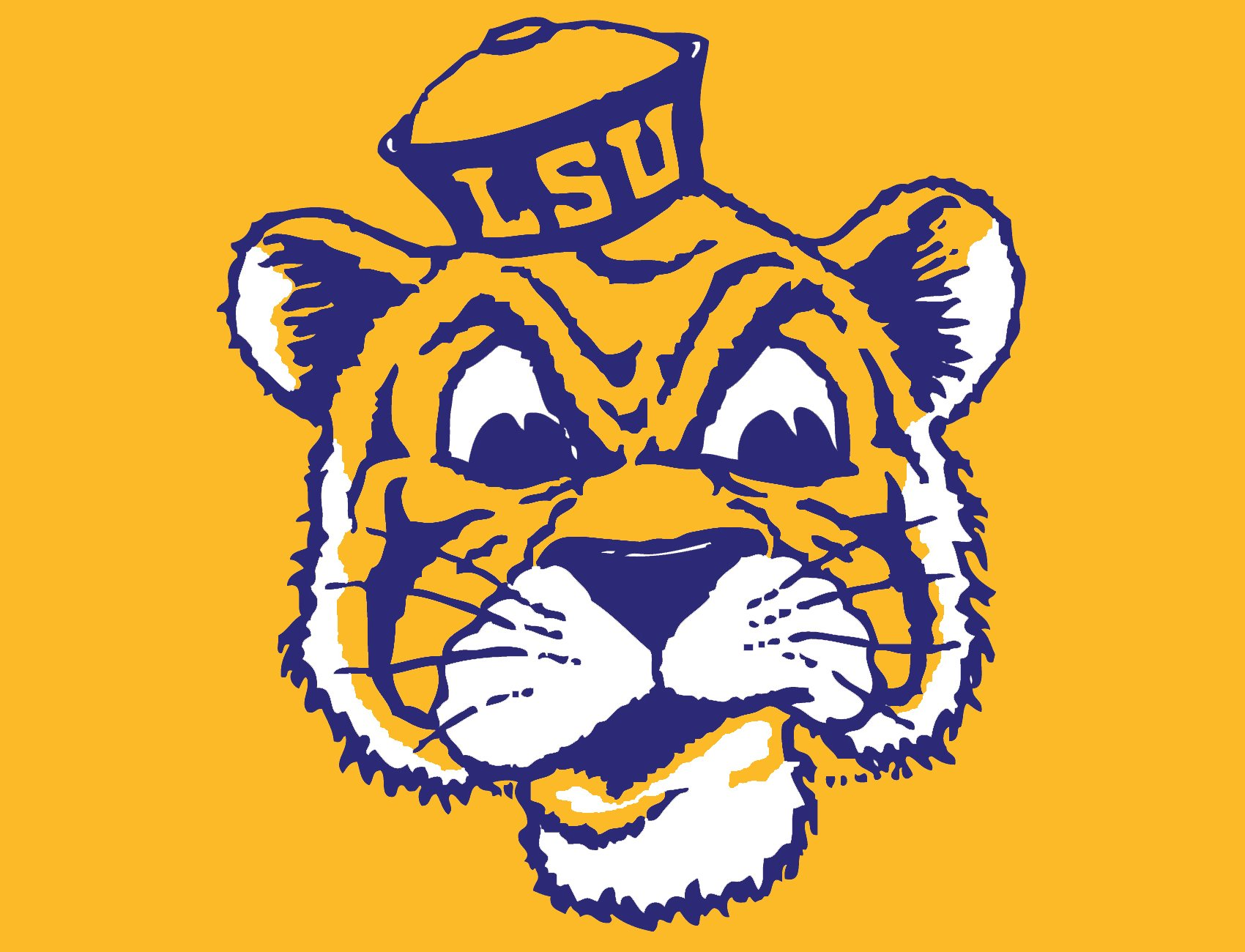 Lsu Logo Lsu Symbol Meaning History And Evolution