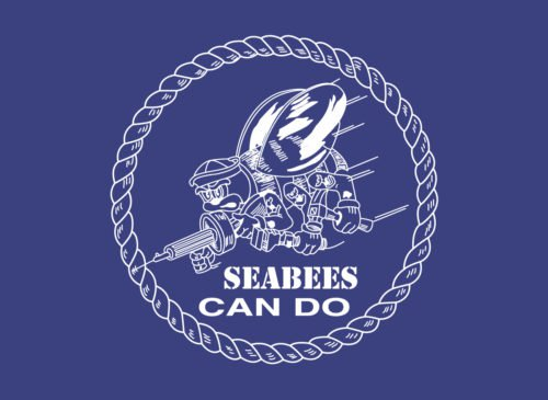Color Seabees Logo