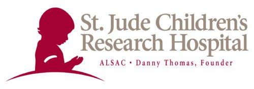 Color St Jude Logo