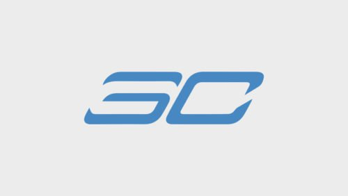 Color Stephen Curry Logo