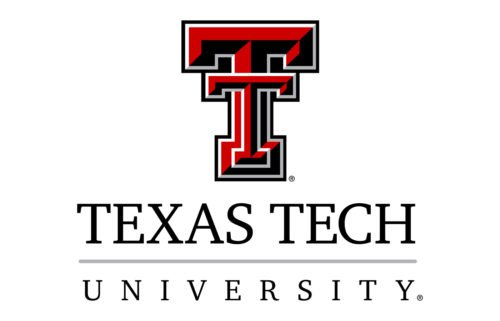 Color Texas Tech Logo