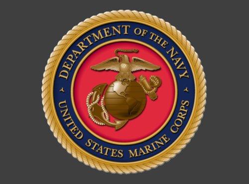 Color USMC Logo