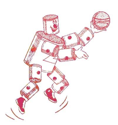 Detroit Pistons Logo 1948