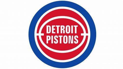 Detroit Pistons Logo 1979