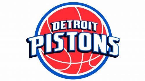 Detroit Pistons Logo 2005