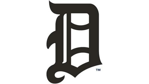Detroit Tigers Logo 1904
