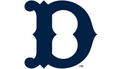 Detroit Tigers Logo 1918