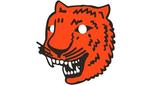 Detroit Tigers Logo 1927