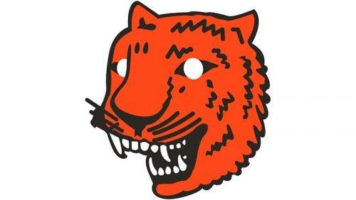 Detroit Tigers Logo 1927