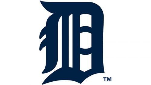 Detroit Tigers Logo 2006