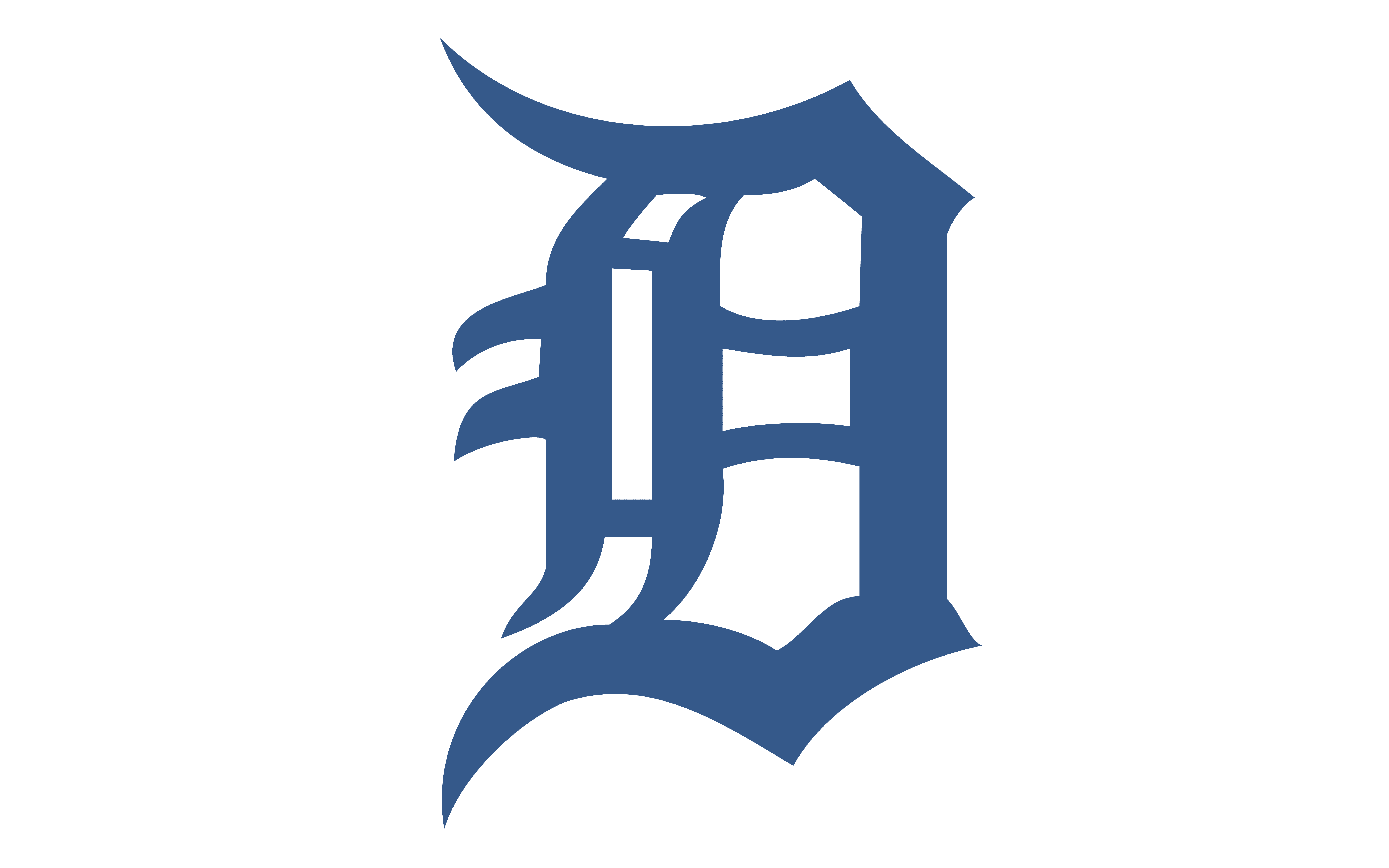 Detroit Tigers Logo, Detroit Tigers Symbol, Meaning ...