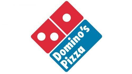 Domino's Logo 1996