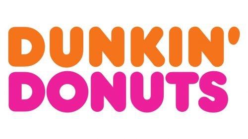 Dunkin Donuts Logo 1976
