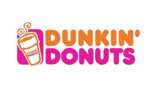 Dunkin Donuts Logo 2002
