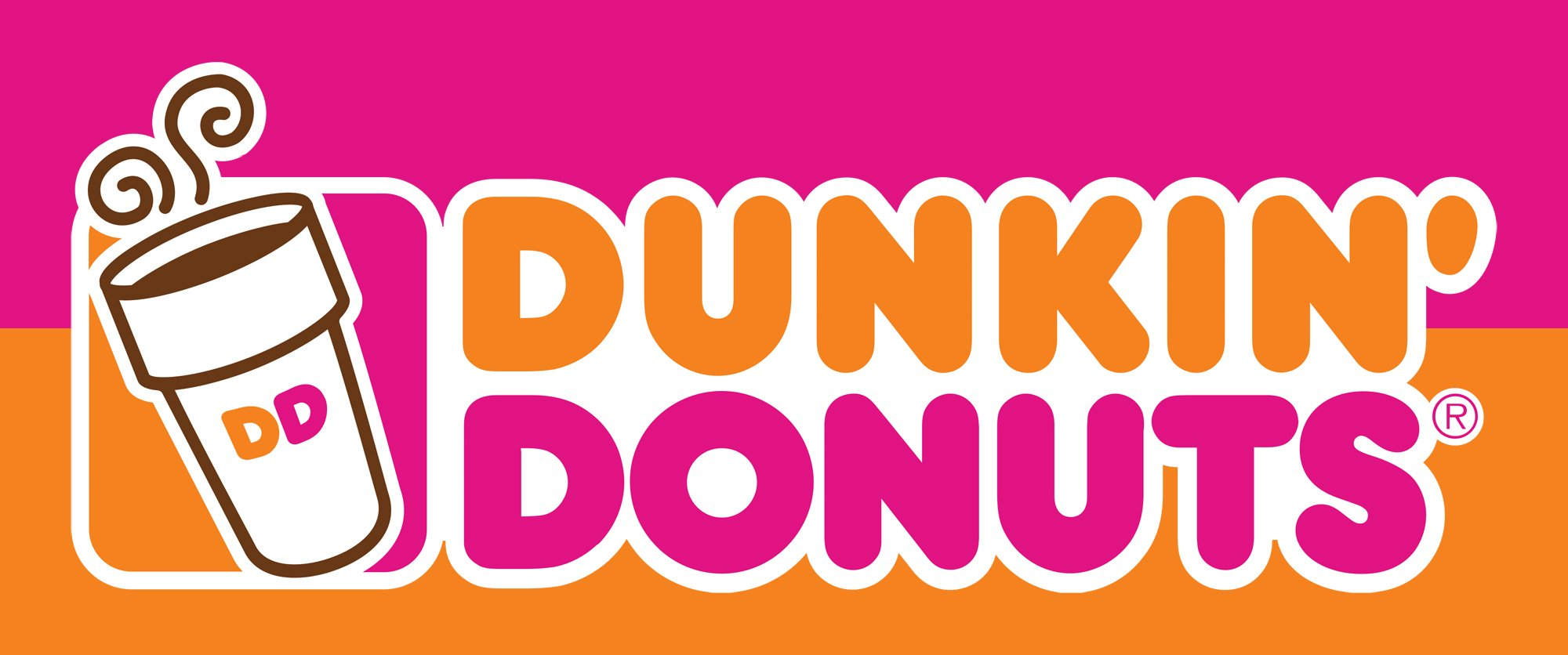 Red Mood Dunkin Donuts Logo Dunkin Donuts Symbol Meaning History