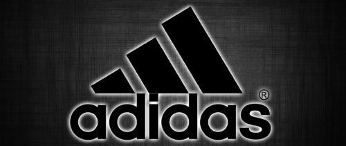 Famous brand logos: ADIDAS
