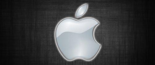 Famous brand logos: APPLE