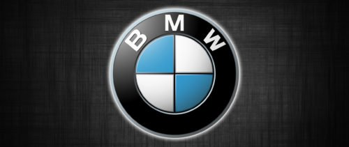 Famous brand logos BMV