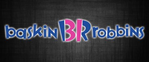 Famous brand logos Baskin Robbins