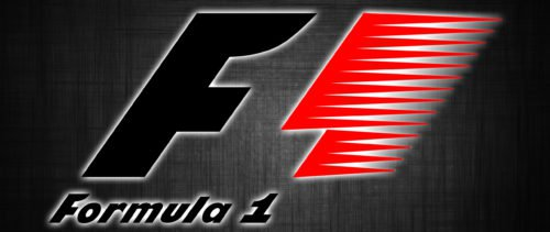 Famous brand logos Formula 1