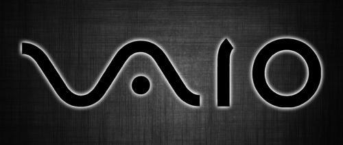 Famous brand logos Sony Vaio
