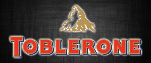 Famous brand logos Toblerone