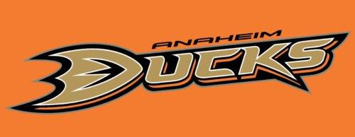 Font Anaheim Ducks Logo