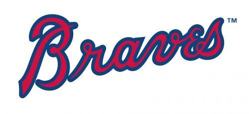 Font Atlanta Braves Logo