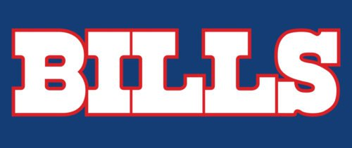 Font Buffalo Bills logo