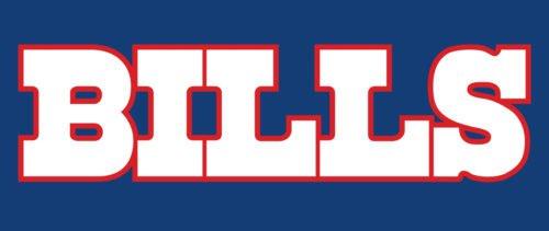 Font Buffalo Bills logo