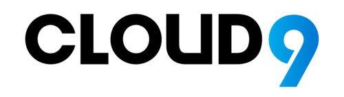Font Cloud 9 Logo