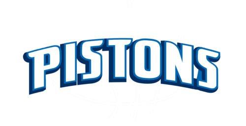 Font Detroit Pistons Logo