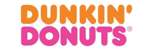 Font Dunkin Donuts Logo