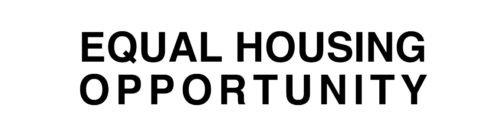 Font Equal Housing Logo