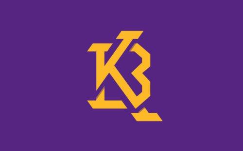 Font Kobe Bryant Logo