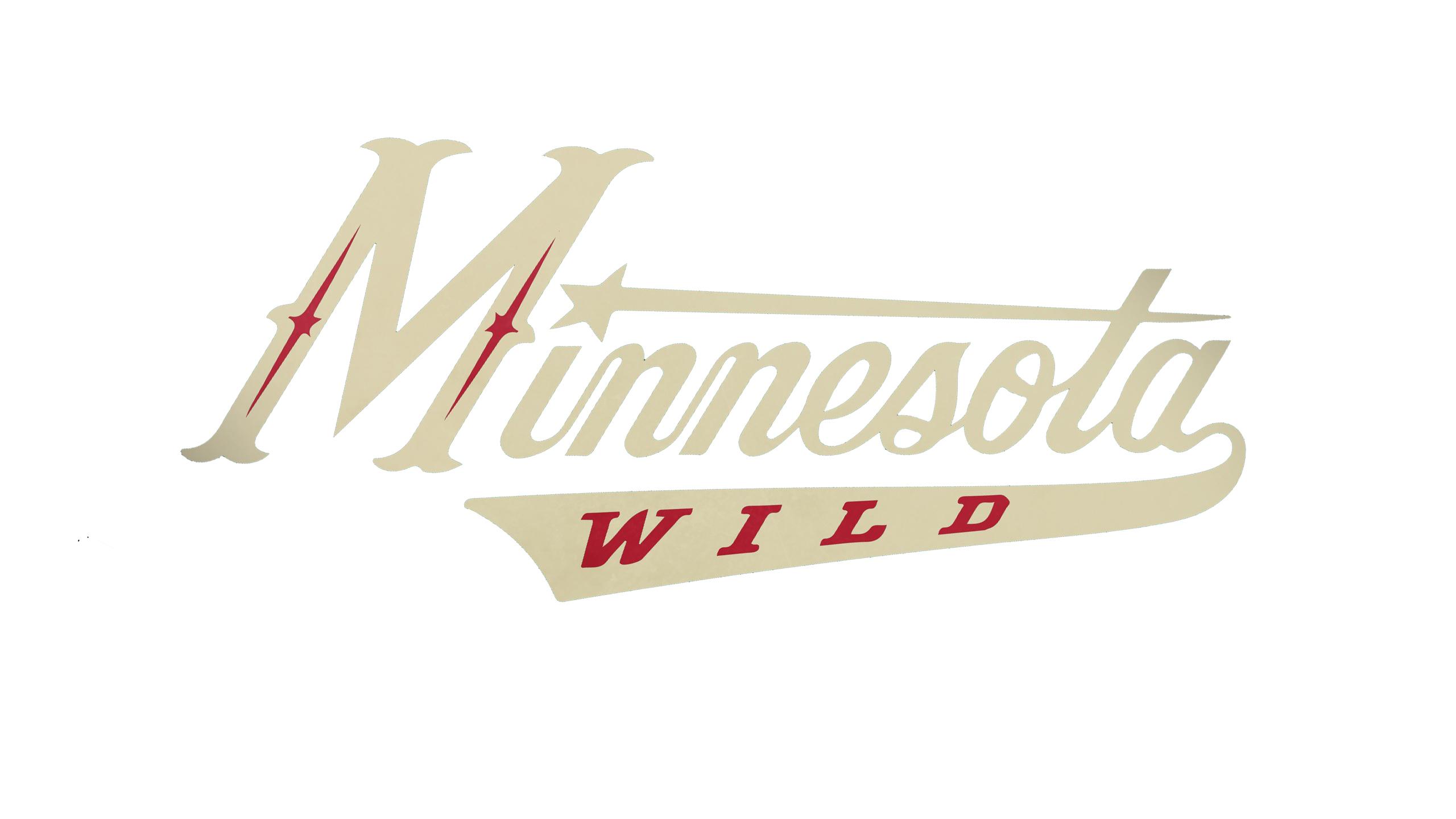 Font Of The Minnesota Wild Logo