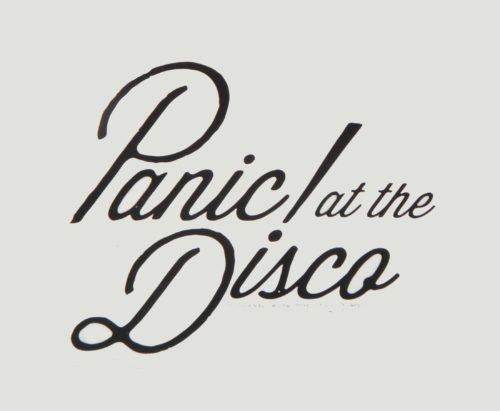 Font Panic at the Disco Logo
