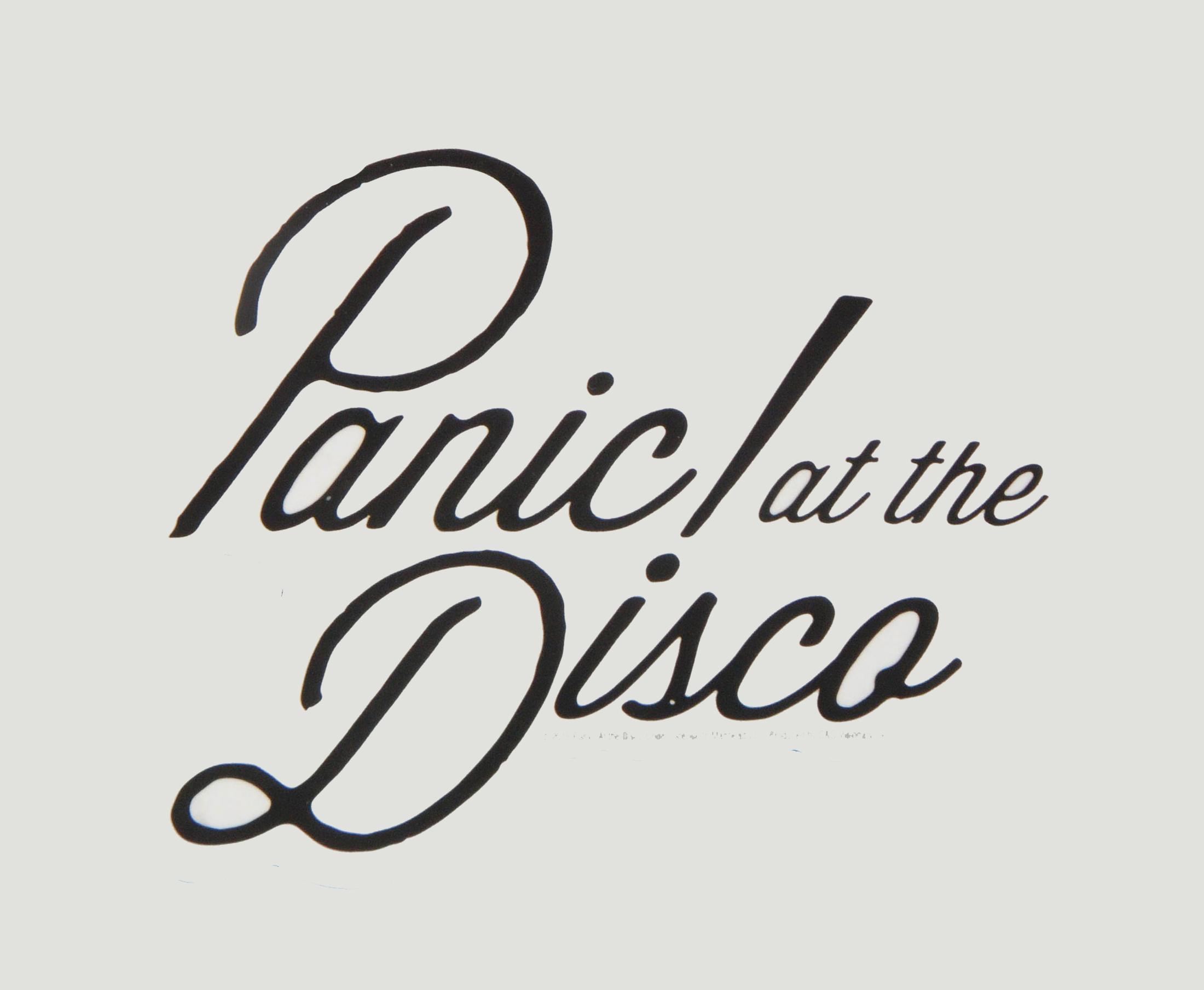 Panic at the Disco Logo, Panic at the Disco Symbol ...