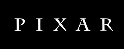 Font Pixar Logo