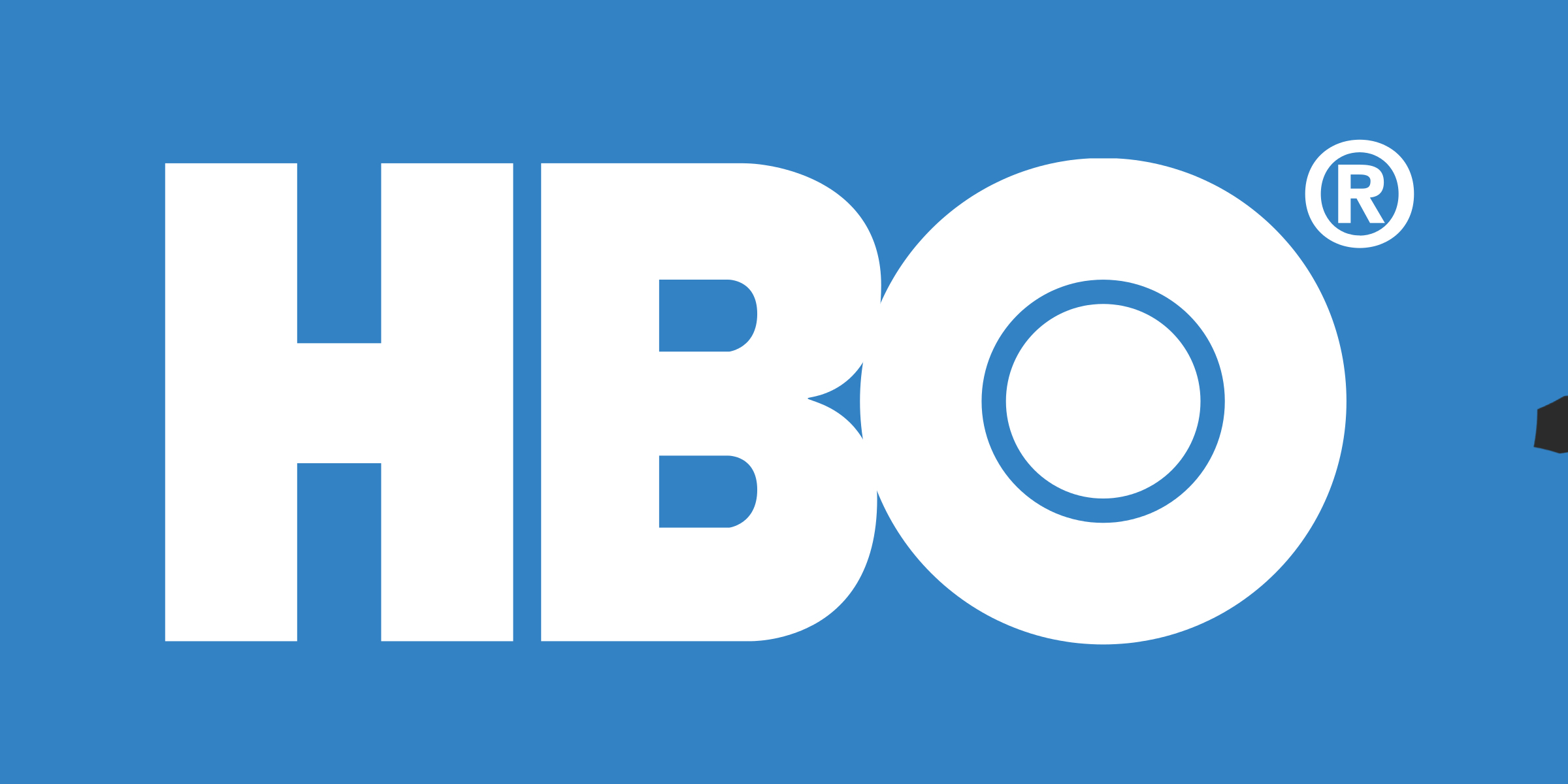 The Earliest HBO Logo, Which Was Used During Its First Five Years Of  Existence, Was Built Around The Full Name Of The Company. The Words U201cHome  Box Officeu201d ...