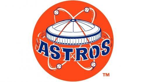 Houston Astros Logo 1965