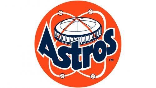 Houston Astros Logo 1977